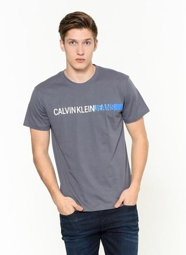 Calvin Klein Tişört Antrasit